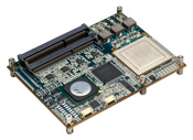 Adbc7517: COM Express Module with Freescale QorIQ P4080 Processor