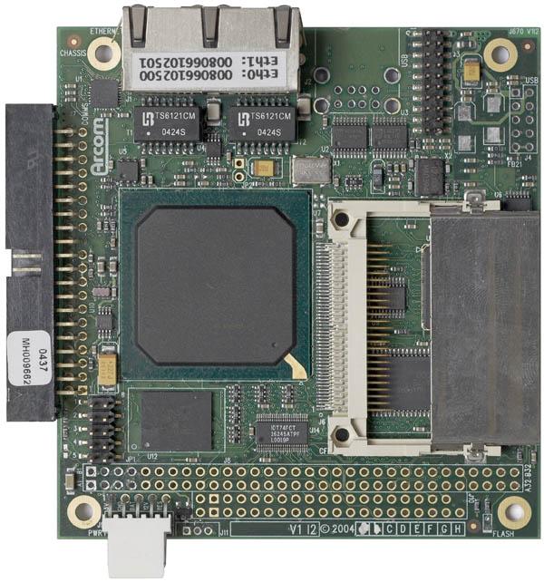 IXP425 PC/104 Single Board Computer VULCAN ...